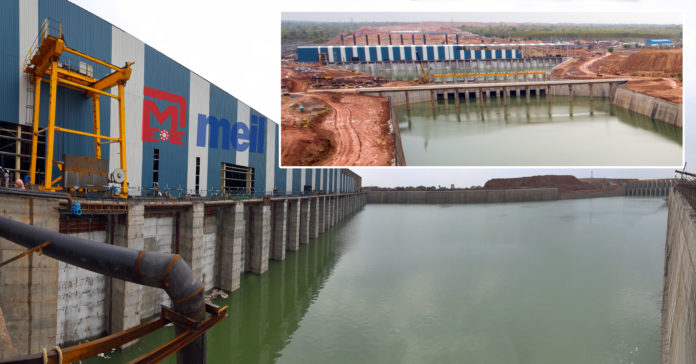 MEIL Constructs The World's Largest Lift Irrigation Project
