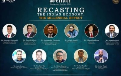 SIBM Pune's Senate 2020 – 'Recasting the Indian Economy: The Millennial Effect'