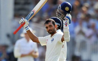 Boxing Day Test: Rahane hits fifty as visitors trail by 6 runs
