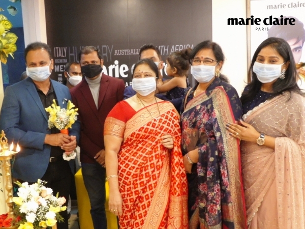 Marie Claire Paris Launches its sixth Salon in Hyderabad