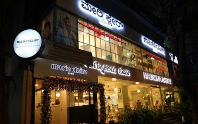 Marie Claire Paris Launches Sixth Salon and Wellness in Bengaluru, India